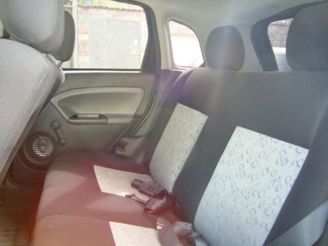 Ford Fiesta class flex 4 portas troco carro mais caro - Foto 9