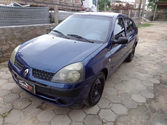Renault Clio 1.0 Sedan - 2005 - Foto 3