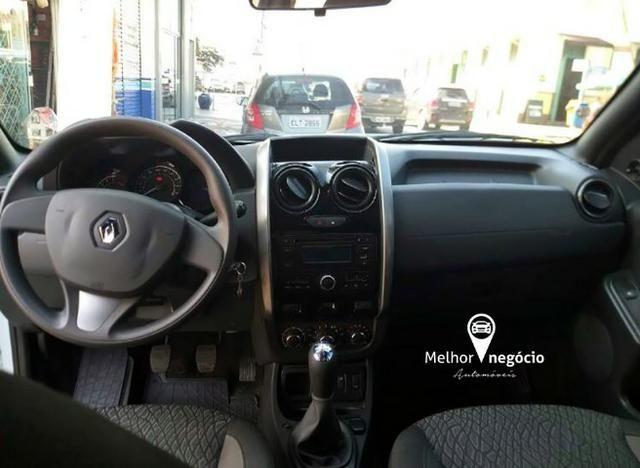 Renault Duster 1.6 Expression 16v Flex Branca - Foto 10
