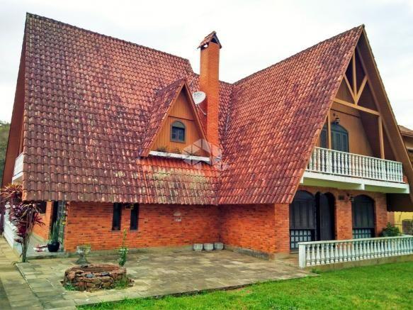 Casa à venda com 3 dormitórios em Jardim glória, Bento gonçalves cod:9889669