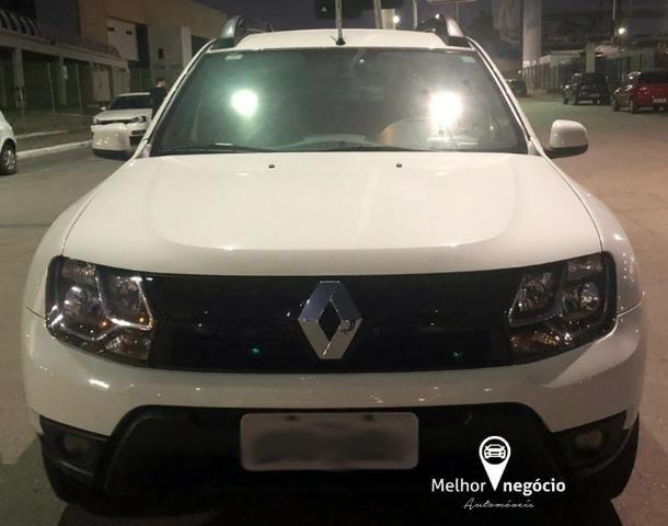 Renault Duster 1.6 Expression 16v Flex Branca - Foto 2