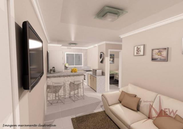 Apartamento 02 quartos em Colombo/PR - Foto 5