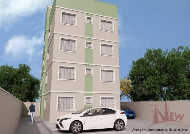 Apartamento 02 quartos em Colombo/PR - Foto 2