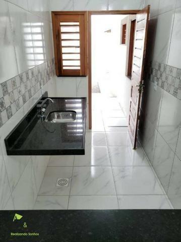 Linda casa com 03 Quartos - Próximo a Fabrica Fortaleza - Foto 8