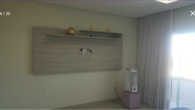 Setor Leste QD 26, Sobrado Novo com 5qts (3 suítes) estudo troca por apartamento - Foto 9