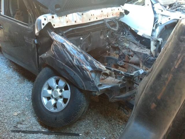 Toyota 2.5 4x4 2010 -motor e pecas - Foto 4
