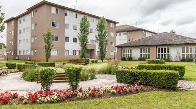 Apartamento à venda, 68 m² por r$ 225.000,00 - ecoville - curitiba/pr