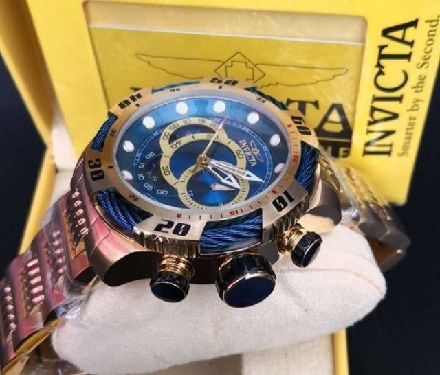Relógios Originais a partir de 700 Invicta é só aqui *PROM0LUST - Foto 4