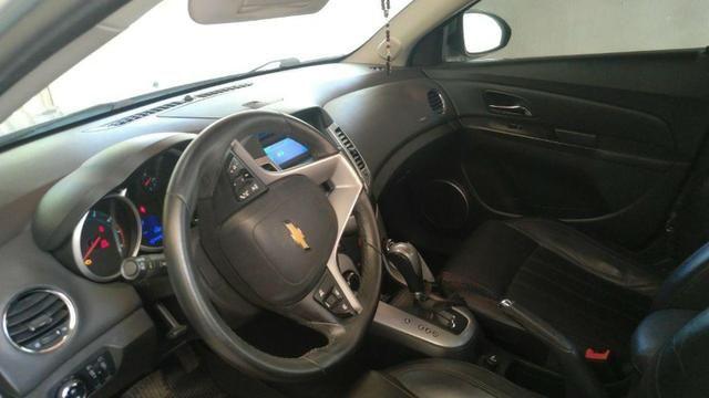 Vendo Cruze 2012, Automático, Couro, Completo. ótimo estado - Foto 3