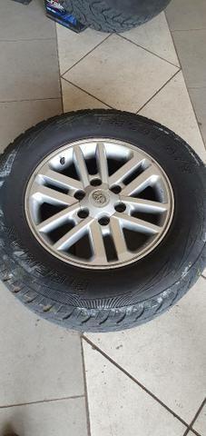 Rodas para Toyota com pneus , 70% - Foto 4