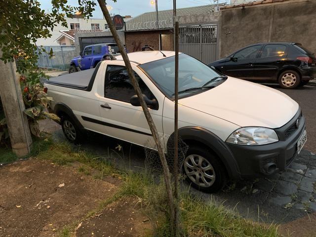 Pick-up Fiat Strada Working Hard - Foto 5