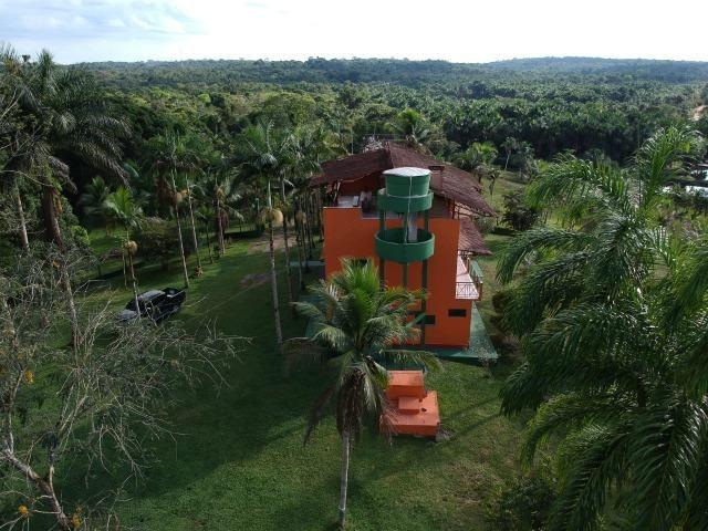 Balneário,Sítio com Restaurante funcionando BR 174 KM30 com 320.000 m² de área - Foto 4