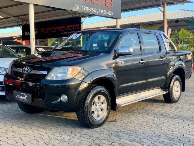 Hilux SR-V 4X4 Diesel Automática - Foto 2