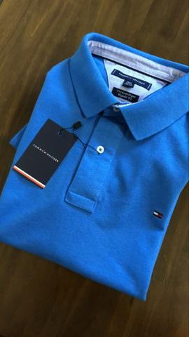 Camisa Polo Tommy - Foto 3