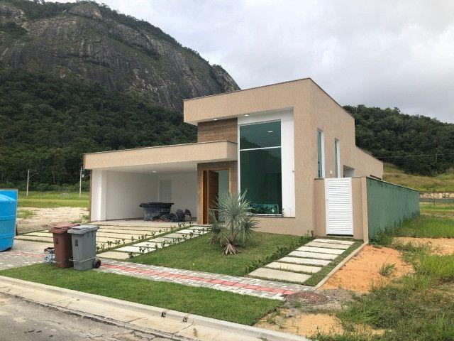 Código 45 - Linda casa em condomínio fechado em Inoã - Maricá-RJ - Foto 15