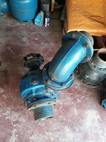 Bomba 6 polegada para motor a diesel ou trator - Foto 2