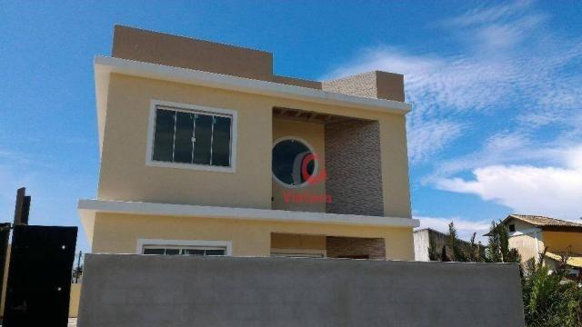 Casa duplex, 3 quartos, sendo 2 suítes Peixe Dourado II, Casimiro de Abreu / RJ