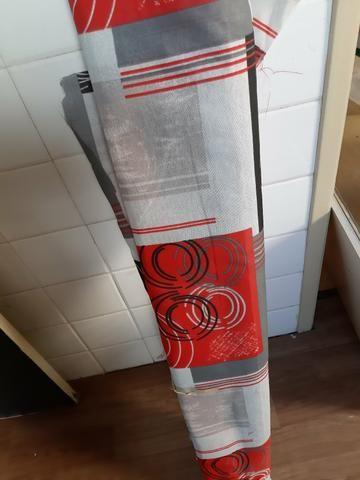 Tecido Estampado Verrmelho - Foto 2