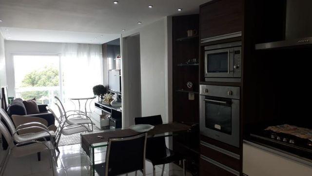 Flat na Villa Hípica em Gravatá 2 Quartos 1 Suíte 63m² - Foto 2