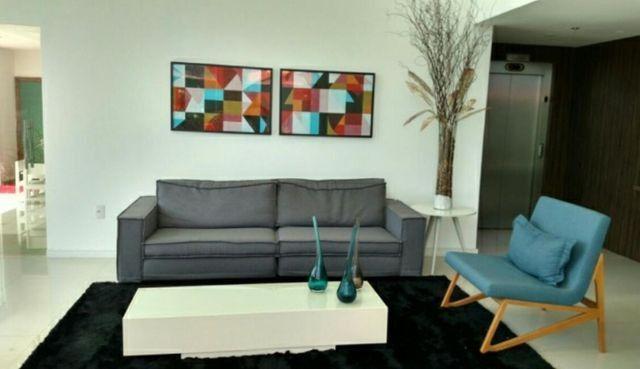Apartamento para venda com três dormitórios no Engenheiro Luciano Cavalcante - Foto 4