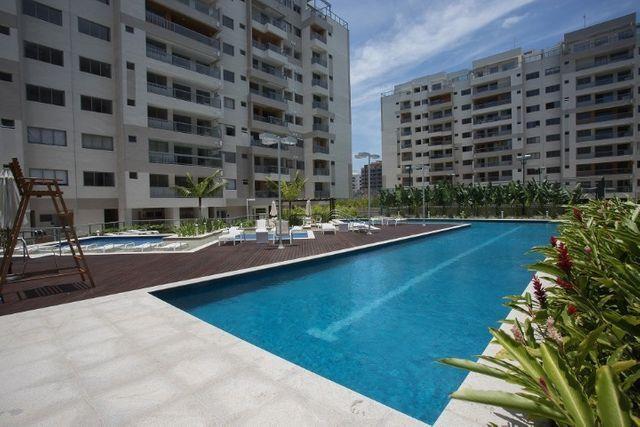 Apartamento 3 Quartos com Suíte Lavabo Varanda Sacada e Lazer RG Personal Recreio - Foto 7