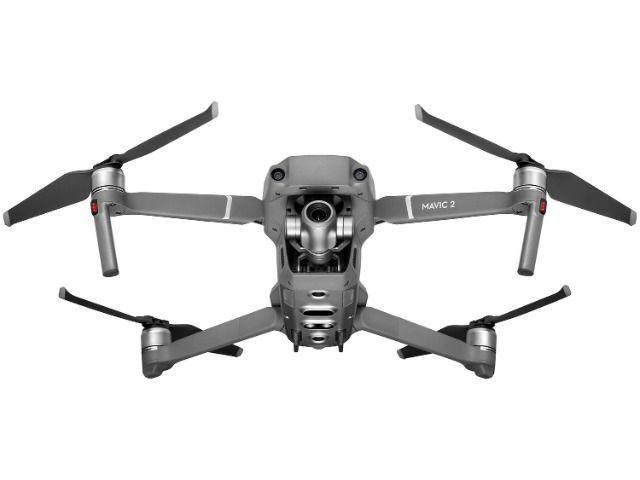 Drone Dji Mavic 2 Zoom Homologado Pela Anatel Com 1 Ano de Garantia - Foto 2