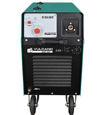 Máquina solda Mig Balmer Vulcano 360 trifásica - Foto 3