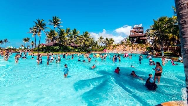 Vendo semana em um dos resorts do Beachpark, com ingressos ao Park incluso. - Foto 19