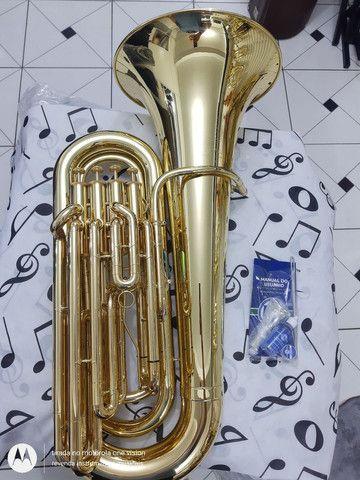Tuba sinfônica HS musical. - Foto 5