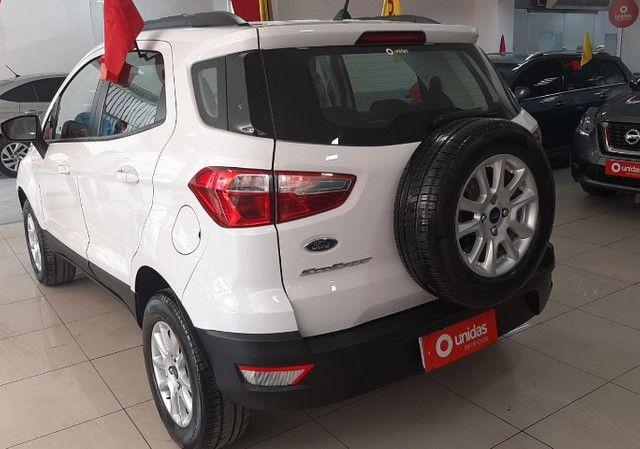 Ecosport SE 2019 Automatica - Muito Nova - Foto 6