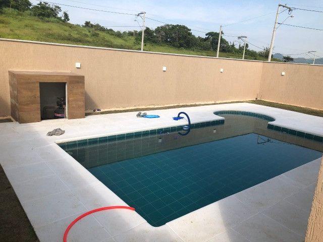 Código 45 - Linda casa em condomínio fechado em Inoã - Maricá-RJ - Foto 14