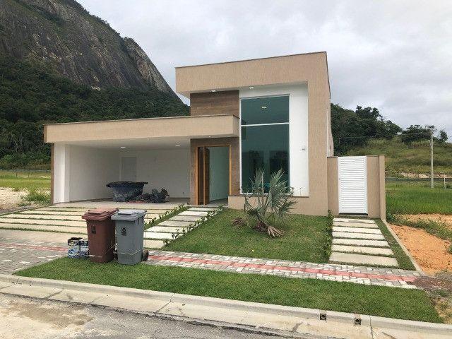 Código 45 - Linda casa em condomínio fechado em Inoã - Maricá-RJ - Foto 16