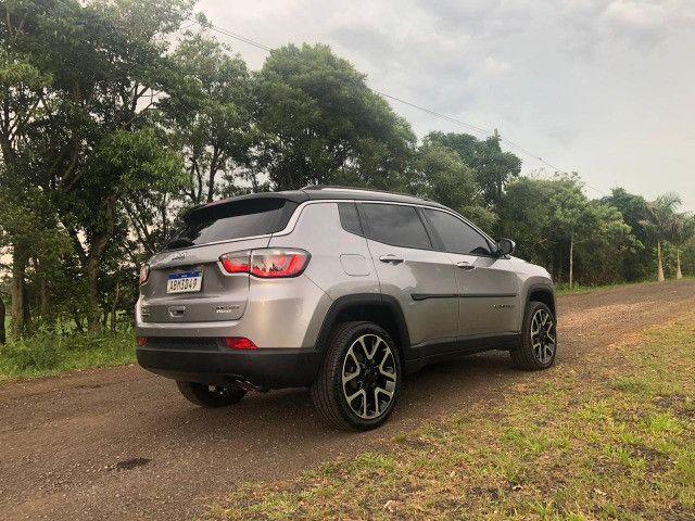 Jeep Compass Limited 2.0 4x4 Diesel 2019 - Foto 8