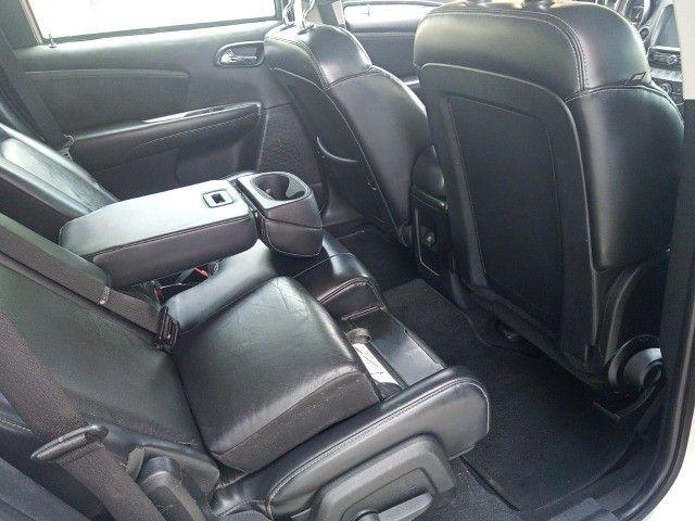Dodge Journey 2012 Blindada n3a Sxt 3.6 v6 7lug aut+tip+toplinha+novíssima!!! - Foto 13