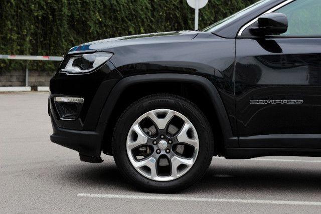 Jeep Compass 2.0 Flex Longitude AUT - Foto 3