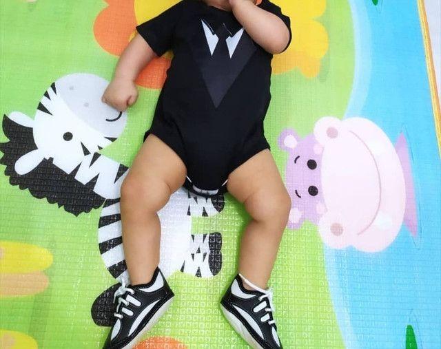 Roupas menino 3 a 9 meses  - Foto 2