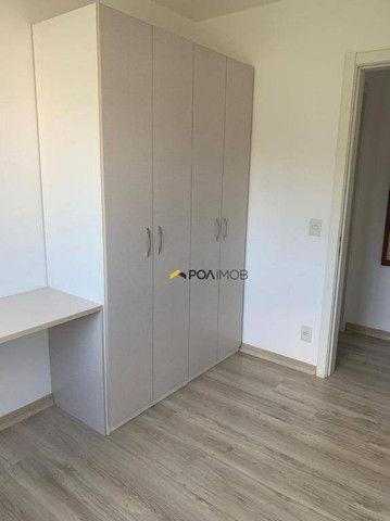 Apartamento semimobiliado com 03 dormitórios no Vida Viva Iguatemi - Foto 17