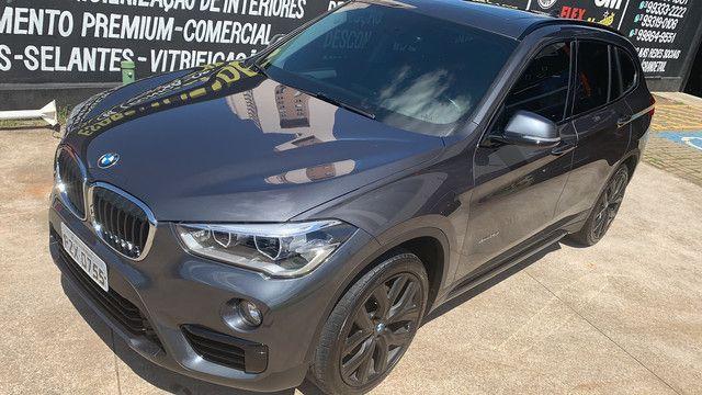 X1 Xdrive 2.5 TOP U. Dono 100% rev. BMW - Foto 6