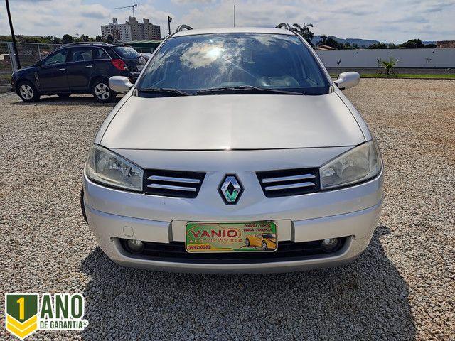 Renault Megane Grand Tour Dynam. Hi-Flex 1.6 16V - Foto 2
