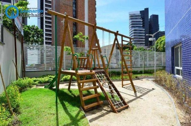 Apartamento com 2 dormitórios à venda, 47 m² por R$ 549.000,00 - Meireles - Fortaleza/CE - Foto 4