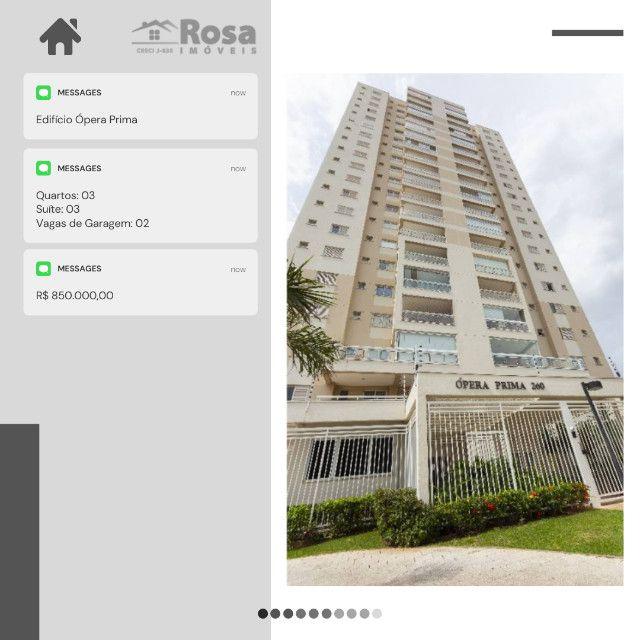 Edifício Ópera Prima - Cuiabá - Alto Padrão/ Apartamento