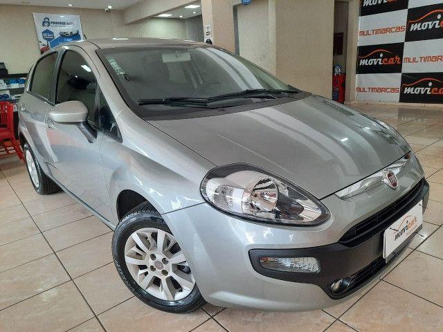 Fiat Punto Attractive 1.4 Completão  - Foto 4