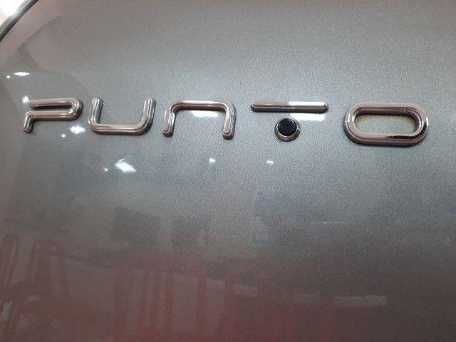 Fiat Punto Attractive 1.4 Completão  - Foto 14