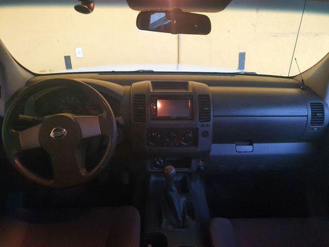 Nissan Frontier XE 4×4 Diesel 2013/2013 - Foto 5