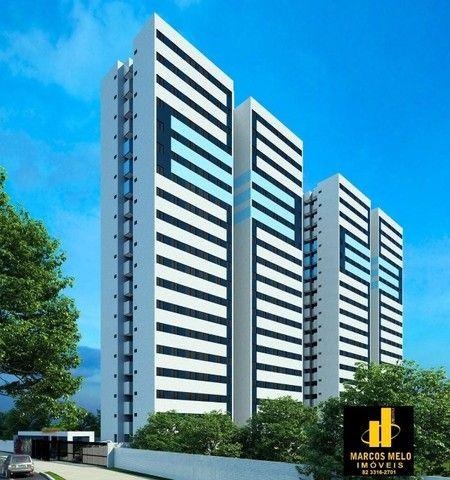 Lindos apartamentos 2 quartos localizados no Barro Duro.