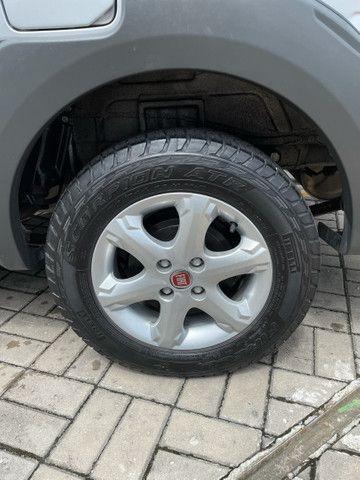 Fiat Strada CD 1.4 2020 - Foto 4