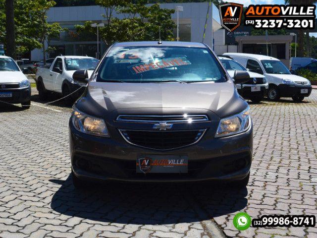 Chevrolet Onix 1.0 LT Completo*O Mais Vendido do Brasil*4 Pneus Novos- 2013 - Foto 2