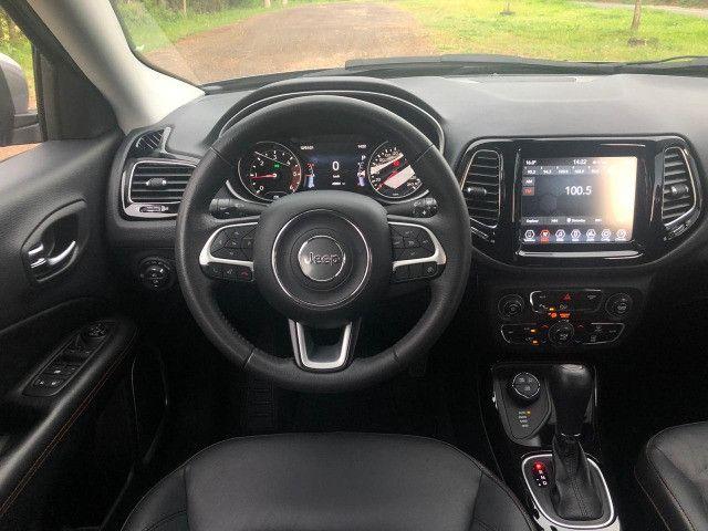 Jeep Compass Limited 2.0 4x4 Diesel 2019 - Foto 3