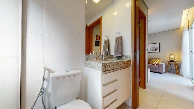 Apartamento de 2 quartos c/ varanda e suite 60m2 - Pampulha - Foto 6