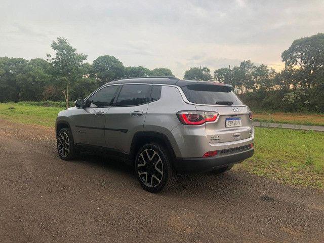 Jeep Compass Limited 2.0 4x4 Diesel 2019 - Foto 9